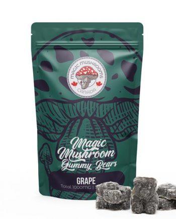 Mmc Edibles Grape Gummies